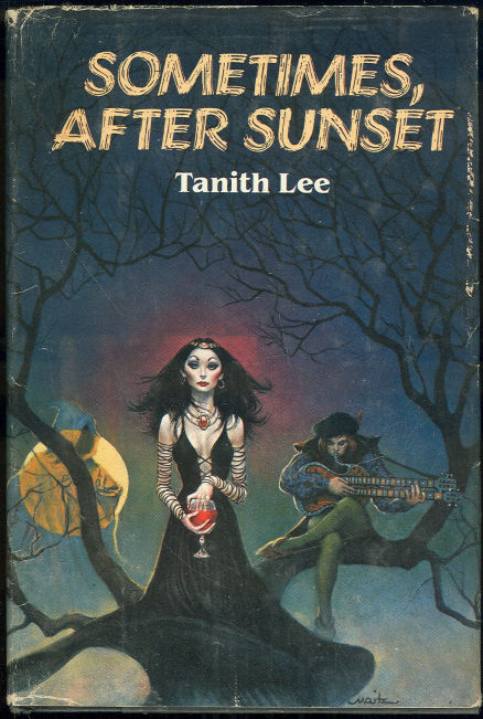 On The Recent Passing of Author Tanith Lee