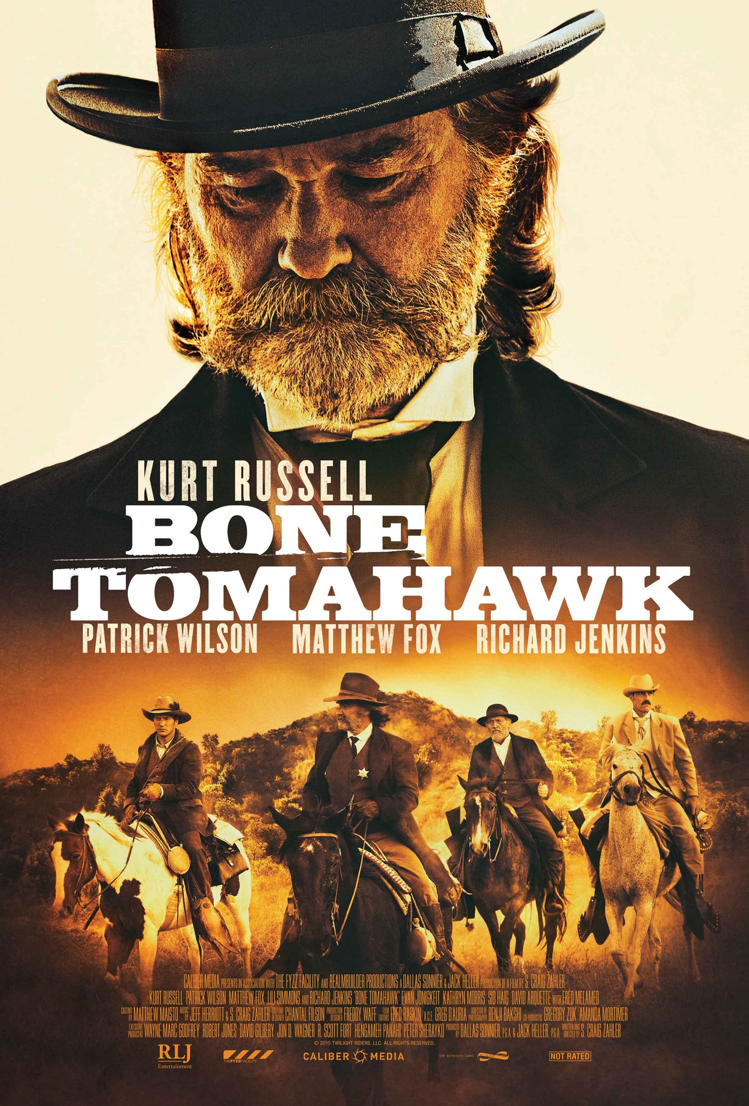 Movie Review – Bone Tomahawk (2015)