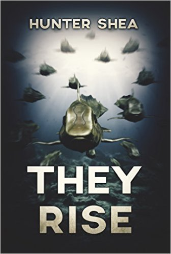 Book Review – THEY RISE by Hunter Shea