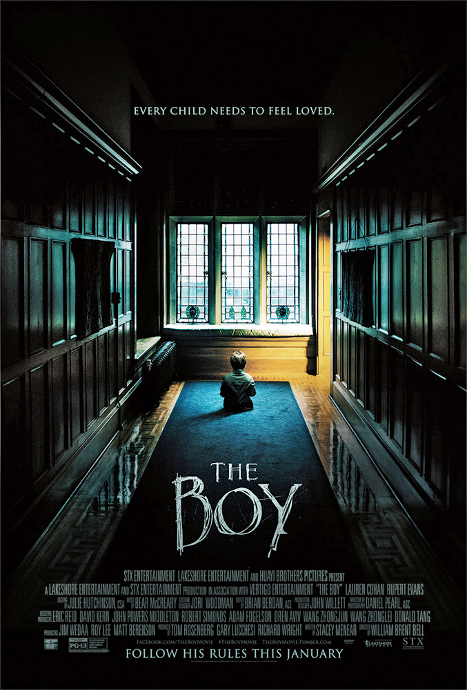 Movie Review – The Boy (2016)