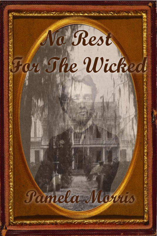 Author Interview – A Very Haunted Plantation