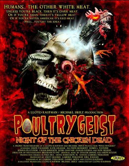 Movie Review – Poultrygeist: Night of the Chicken Dead (2006)