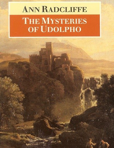 Book Review – The Mysteries of Udolpho by Ann Radcliffe