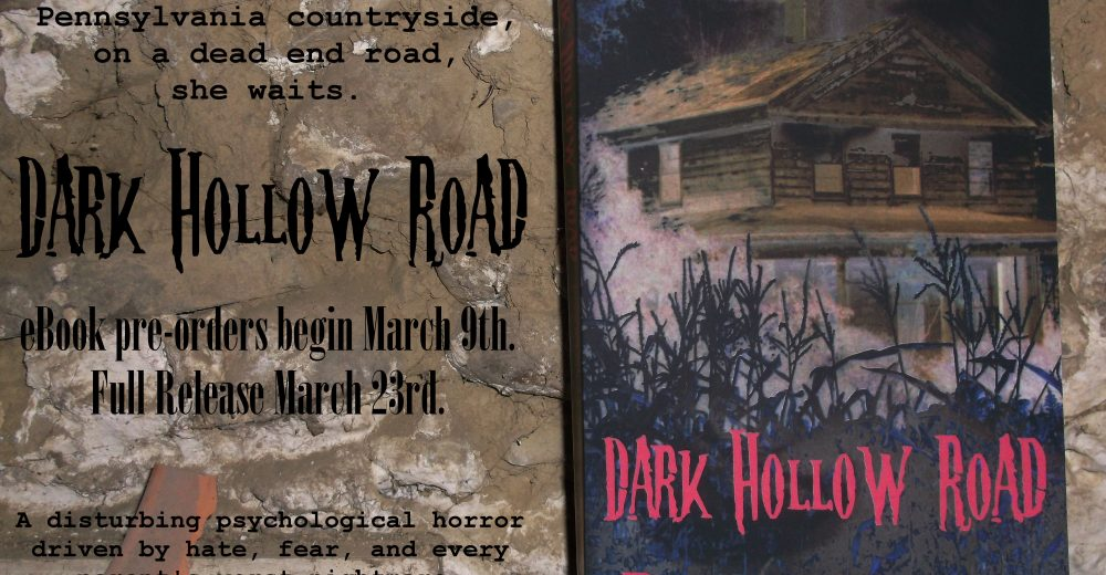 Dark Hollow Road – The Back Cover
