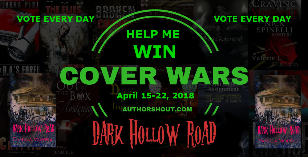 AUTHOR SHOUT COVER WARS!