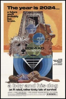 Movie Review – A Boy & His Dog (1975)