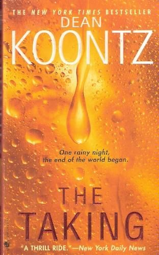 Book Review – The Taking by Dean Koontz